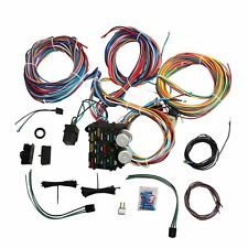 Sdway Universal 20 Circuit Wiring Harness   #1 Wiring ... on universal battery, universal radio harness, universal equipment harness, construction harness, universal heater core, universal air filter, lightweight safety harness, stihl universal harness, universal ignition module, universal steering column, universal fuel rail, universal fuse box, universal miller by sperian harness,