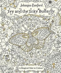Image Is Loading Ivy And The Inky Butterfly Colouring Books By