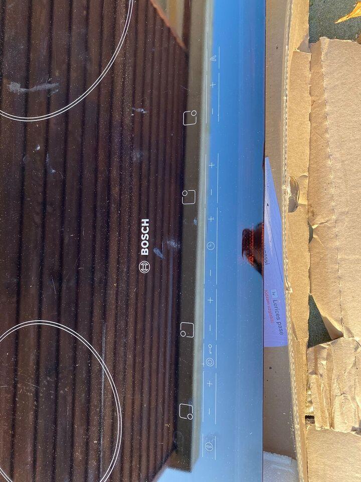 Glaskeramisk kogeplade, Bosch, b: 59 d: 52 h: 4