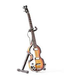 Axe Heaven Hofner Violin Bass 1/4 scale Miniature Collectible PM-025