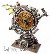 Goth : Alchemy The Vault Horloge Steampunk The Stormgrave Chronometer Gothique