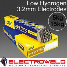 32mm Wia Austarc 16tc Low Hydrogen Electrodes 5kg Welding Filler Rods Stick Arc