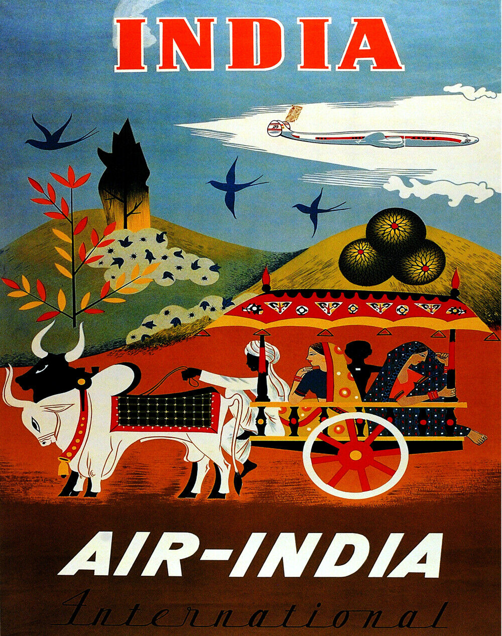 8292.Decoration Poster.Home Room design art print.India tourism.Travel decor