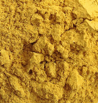 Cosmetic Grade Yellow Iron Oxide / Make Your Own Mineral Makeup & Soap Making