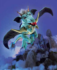 SKY-DRAGON-PUPPET-2958-Free-Shipping-USA-Folkmanis-Puppets