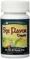 Six Flavor Teapills (Liu Wei Di Huang Wan), 200 ct, Plum Flower (MW3621)