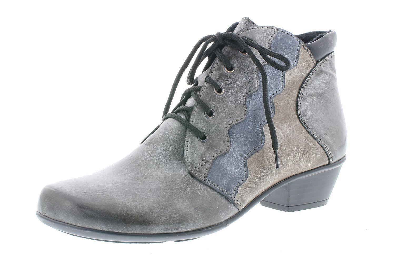Rieker y7331-45 zapatos señora botas botines tobillo