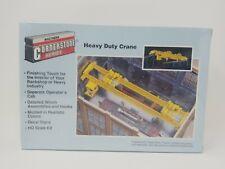 Walthers # 3150 resistente a sobrecarga Crane-Escala Ho Kit Perfeito Na Caixa