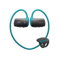 OFFICIAL Sony WALKMAN waterproof 16GB NW-WS615 L Japan new.