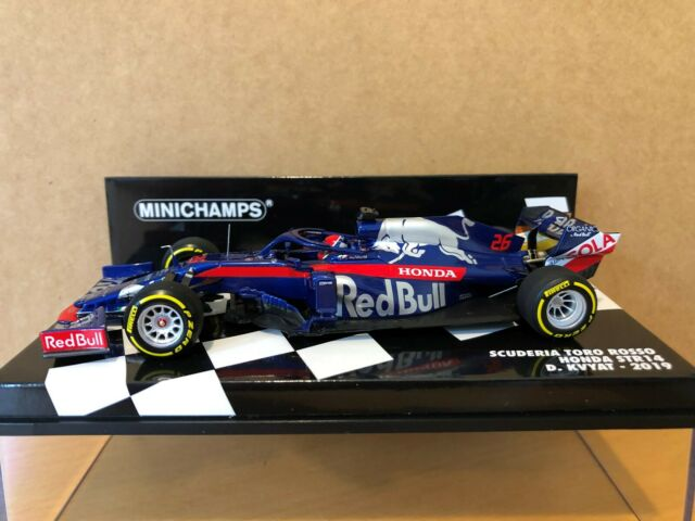 Minichamps 1:43 Daniil Kvyat Toro Rosso STR14 # 26 F1 2019 NEW 417190026 resin