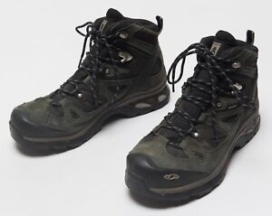 79e1aa68fed Details about Men's Salomon Comet 3D GTX Mid Gore-Tex Waterproof Hiking  Boots Size US 8.5
