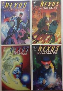 Nexus the Liberator 1 to 4 complete series Dark Horse 1992 4 x issues - Lutterworth, United Kingdom - Nexus the Liberator 1 to 4 complete series Dark Horse 1992 4 x issues - Lutterworth, United Kingdom