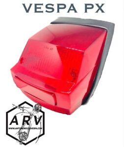 200 FANALE FARO STOP POSTERIORE COMPLETO VESPA PX 125-150 VESPA P 125 X P 150 X VESPA P 200 E
