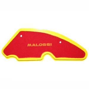 Foam-air-filter-Malossi-scooter-Aprilia-50-SR-Factory-2001-2018-New