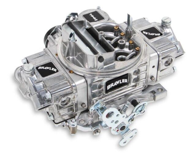Quick Fuel Carburetor Br-67256 Brawler Diecast 670 CFM 4 BBL Vacuum  Secondary