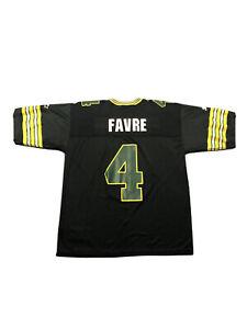 RARE-VTG-1995-Men-039-s-Starter-Brett-Favre-Black-Green-Bay-Packers-Jersey-Sz-52-XL