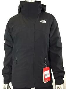 NEW THE NORTH FACE WOMEN S CINNABAR TRICLIMATE 3-IN-1 JACKET CA22 ... 5cb3747a82