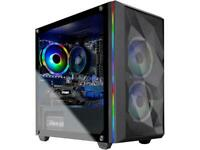 SkyTech Gaming Desktop (Hex Ryzen 5 3600 / 8GB / 500GB SSD / 4GB)