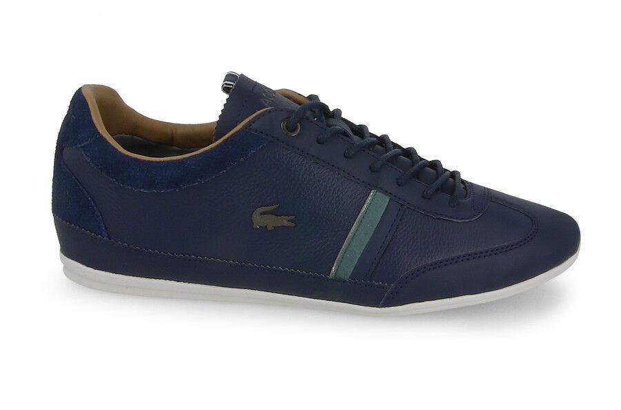 Para hombres zapatos tenis LACOSTE MISANO 735CAM00802S3 []