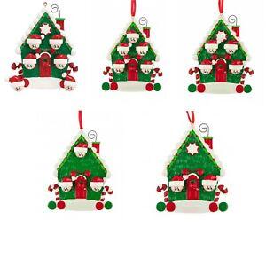 Decorazioni Natalizie Caramelle.Personalizzati Decorazioni Albero Di Natale Ornamenti Caramelle Canna House 2 6 Ebay
