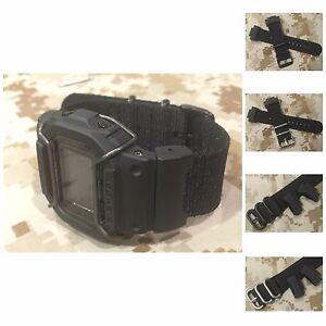 Adaptadores-Convertible-jaysandkays-y-Kit-de-correa-para-casio-G-shock-Gshock-5600