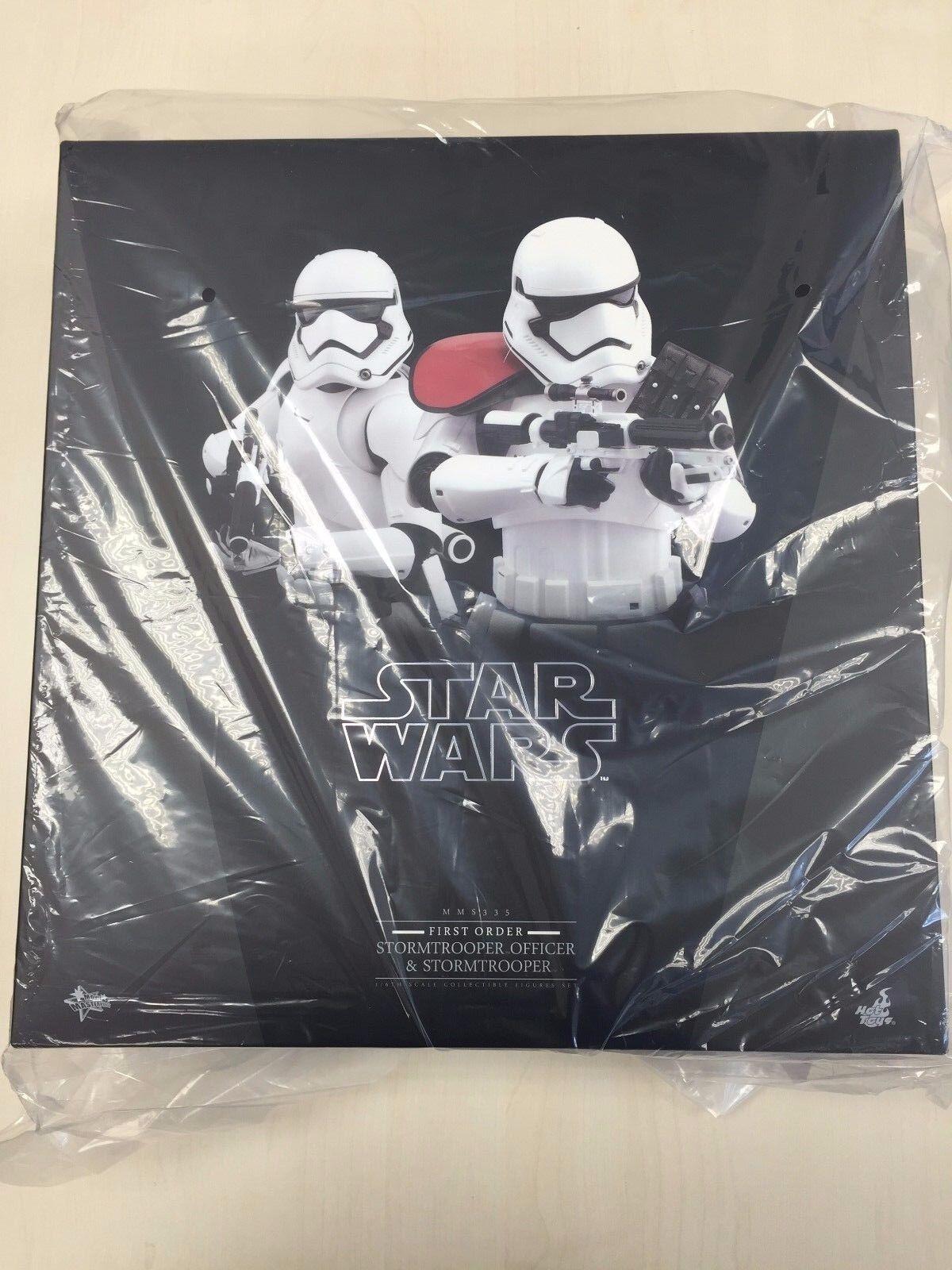 heta leksaker MMS 335 stjärnornas krig Force AWAKENS Första Ordningen Stormtrooper Officer Set