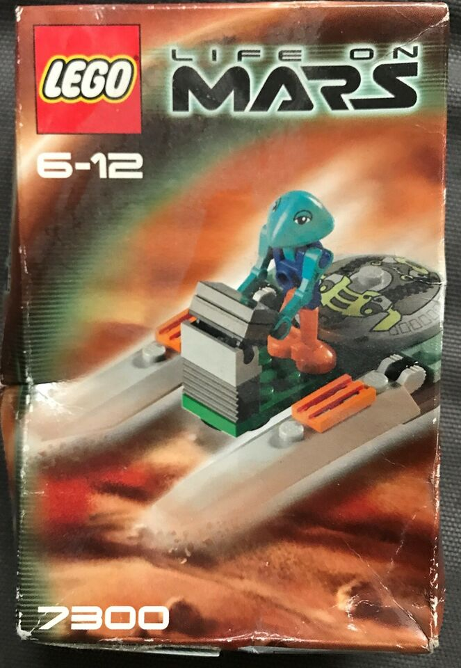 LEGO Space mm. sælges