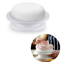 28cm Cake Decorating Turn Table Cake Icing Piping Stand Baking Tool Platform