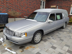 1997 S&S Hearse/Funeral Coach