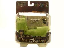 Minimates Vehicle S2 Ghost Pirate Ship with Undead Cartographer MINT