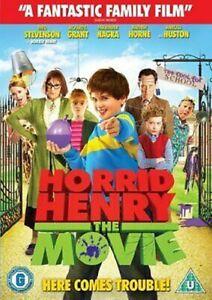 Horrid-Henry-The-Movie-Anjelica-Huston-New-DVD-2011