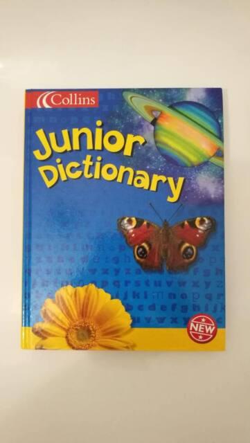 Collins Junior Illustrated Dictionary von Evelyn Goldsmith (2005, Gebunden)