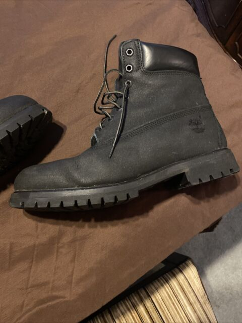 Bóveda excursionismo Sophie  Timberland Quartz Icon 6 Inch Waterproof Brogue Boot Black Size 9.5 Limited  for sale online   eBay