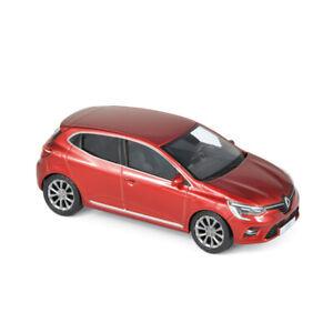 RENAULT CLIO Norev New 1//43 Model Car Metallic Grey