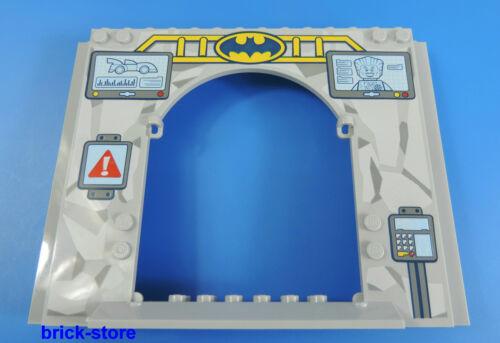 bedruckt LEGO®  16x12 großes  Batman  Tor