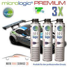 3x Tunap 101 Synthese- Fließfett - Micrologic Premium System Additiv