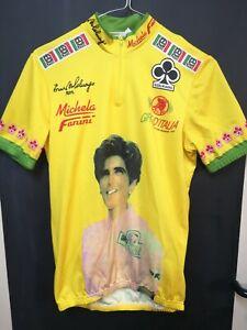 jersey-Giro-d-039-italia-women-1996-Fanini-Colnago-maglia-sz-S