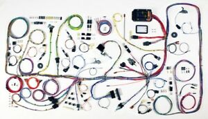 1966 77 ford bronco classic update american autowire wiring harness 1978 ford truck wiring harness image is loading 1966 77 ford bronco classic update american autowire