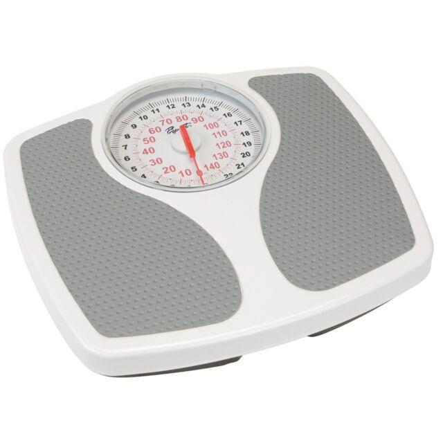 150kg Mechanical Bathroom Scale Kilograms & Stones/Pounds Large Speedometer