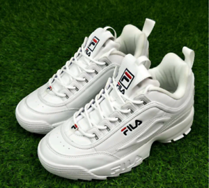 23f5076bc6 New FILA Disruptor II 2 Multi-color Authentic Shoes Unisex Size UK 3 ...