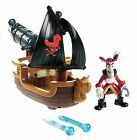 Jake and The Never Land Pirates Hook's Battle Boat Mattel