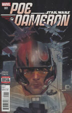 Star Wars Poe Dameron #1 Marvel Comics 2016