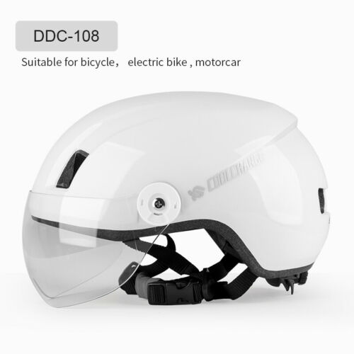 MTB Road Bicycle Helmet Mountain Bike Cycling Sports Safety Helmet with Goggles