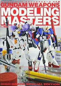 Gundam-Weapons-Modeling-Masters-High-Grade-Japan-Model-Photo-Art-Book-Magazine