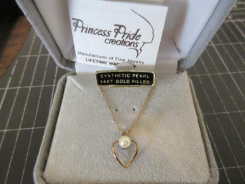 Vintage Princess Pride Creations 14K Gold Filled … - image 1