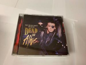 Dead-Or-Alive-That-039-s-the-Way-I-Like-It-The-Best-of-CD-2010-886977930621-EX-EX
