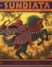 Sundiata : Lion King of Mali by David Wisniewski (1999, Picture Book)