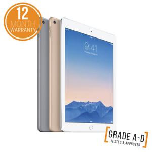 Apple-iPad-Air-2-16GB-64GB-128GB-WiFi-amp-Cellular-9-7-034-Grade-A-D-Colours