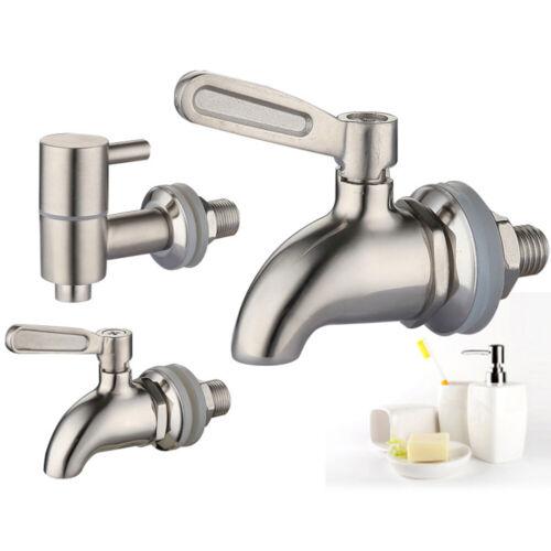 Replacement Water Cooler Faucet Dispensers Bottle Jug Reusable Spigot Spout Tap
