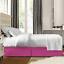 Premium-Luxury-Dust-Ruffle-Brushed-Microfiber-Pleated-Tailored-Bed-Skirt-14-Drop thumbnail 100